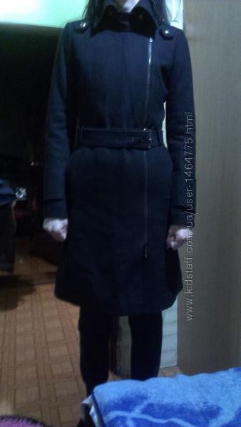 пальто классического покроя
