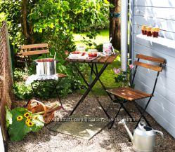 Отличный комплект садовой мебели ИКЕА