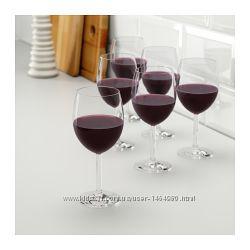 Бокалы для вина 6шт. ИКЕА