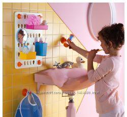 Полочки в ванную для ребенка