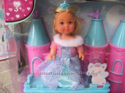 Кукла Эви с замком Evi Love Princess Castle Playset