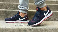 Кроссовки мужские Nike Zoom Pegasus 33 NavyRedBlue
