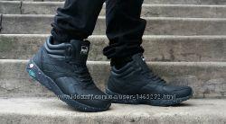 Зимние кроссовки ботинки Puma Trinomic мужские