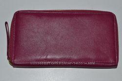Шикарный женский кошелек портмоне натуральная кожа новый