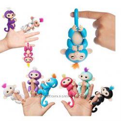 Интерактивные обезьянки fingerlings качественный аналогОригинала
