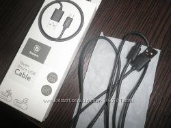 Usb кабель 2. 1 Ампера ОРИГИНАЛ быстрое зарядное юсб