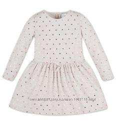 Новое трикотажное платье 122 размера, С&А