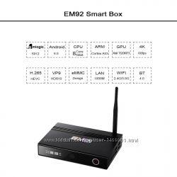 Android TV приставка EM92