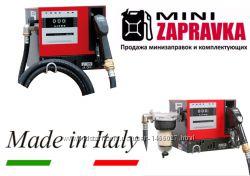 Мини АЗС Cube 56 Piusi Италия 220В 56лмин для дизтоплива