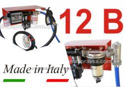 Итальянская мини АЗС для диз Топлива 12Вольт 56лмин Piusi