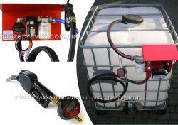 МиниАЗС 220В 30лхв для дизтоплива с электр. счетчиком 0, 5