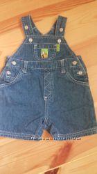 Комбинезон-песочник джинсовый TESCO , 74-80 см
