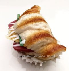 Сквиши бургер с ароматом на магните