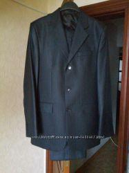 Мужской классический костюм Legenda class 48  галстук в подарок.