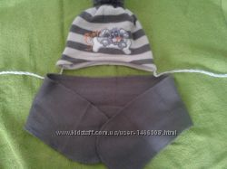 шапка для малюка