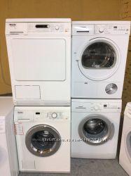 Сушильні, пральні машини