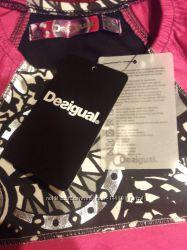 Новое Испанское нарядное платье Desigual 4-6 лет.