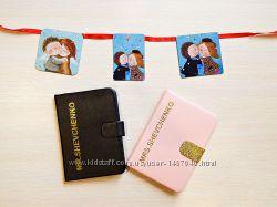 обложка на паспорт индивидуальная