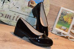 Распродажа - нарядные туфельки для девочек, 31-36