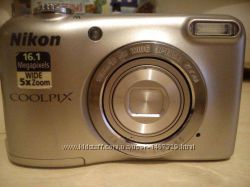 Фотоапарат Nikon l29 объектив не работает