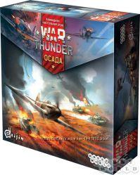 Настольная игра War Thunder Осада