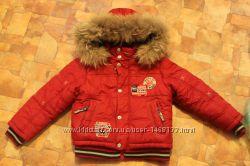 Зимняя куртка КІКО  рост 98-104