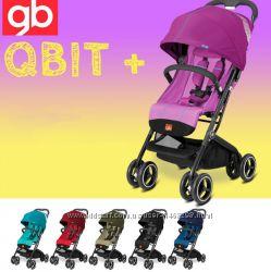 в наличии Прогулочная коляска GB Qbit Plus