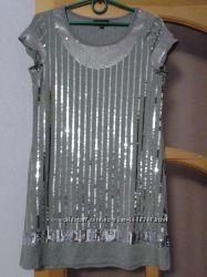 Платье туника WAREHOUSE. Размер 44.