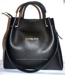 Сумка женская, стильная Michael Kors, черная, с косметичкой, 459 грн ... 3c12bde6689