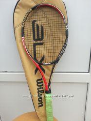 тенісна ракетка, Wilson BLX, Six One 95, 332 гр, Ракетка тенисная