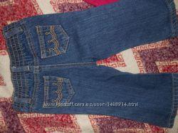 джинсы для малышки до 82 см