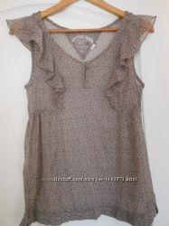 Tommy Hilfiger Denim летний топ летняя блуза блузка оригинал размер S