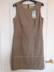 Matalan Amaranto теплое шерстяное платье шерсть новое с бирками размер L