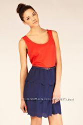 Oasis стильное платье новое с бирками размер 14 M L оригинал
