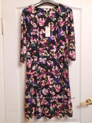 Papaya Matalan платье новое с биркой трикотаж вискоза размер 48 L