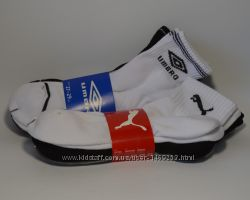 Носки Puma Umbro з начосом 38-42 розмір. Шкарпетки коттон