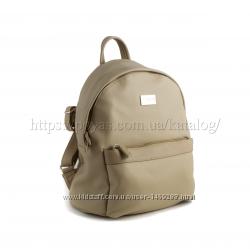 Рюкзак, Кремовый David Jones вместительный рюкзаки, рюкзачек, рюкзаки.