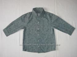 Рубашка MONSOON на мальчика 18-24 месяца