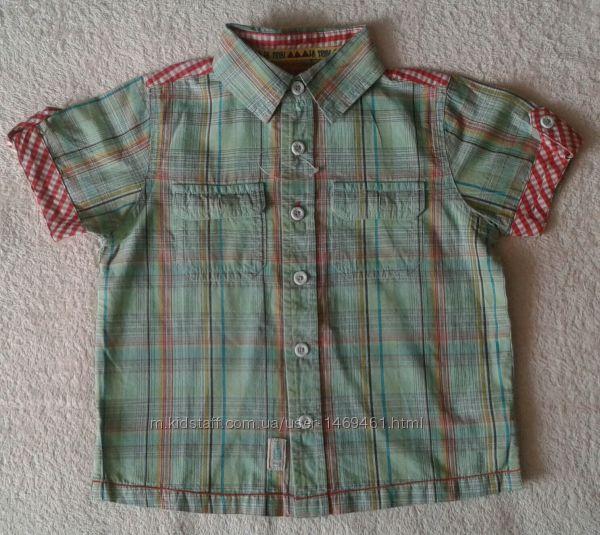 Рубашка Ladybird на 2-3 года