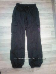 спортивные штаны на коттоновой подкладке