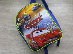 Рюкзак детский для мальчика Тачки