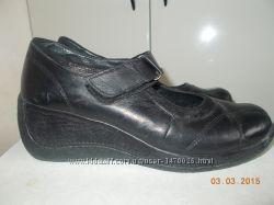 Туфли Кожа 25 см