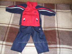 Новый спортивный костюмчик для мальчика