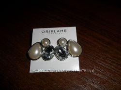 Сережки Cocktail от Oriflame.