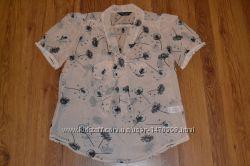 Шифоновая блузка ф. Dorothy Perkins Индия, 46-48 размер новая
