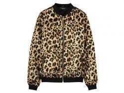 стильная женская куртка бомбер от Esmara. Модная коллекция от Хайди Клум.
