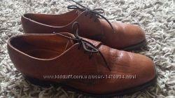 Кожаные мужские туфли Loake, Англия