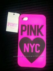 Чехол, бампер, накладка на iPhone 4- 4s Pink your phone от Victoria&acutes