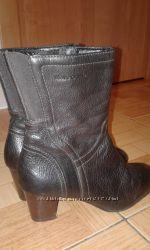 Ботинки кожаные 38 размер фирма   Marc O&acutePolo
