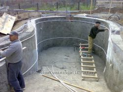 Бассейн под ключ за 14 дней